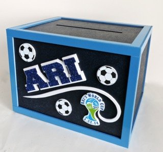 soccer world cup gift box