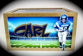 football gift card box Carl